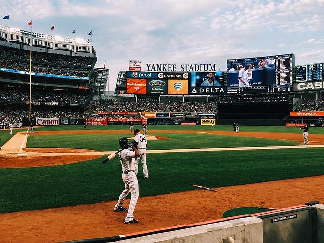 Baseball Feld Snapback